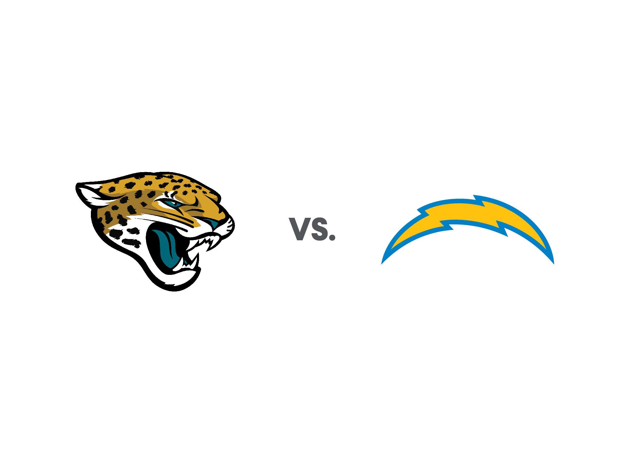 Chargers vs Jaguars