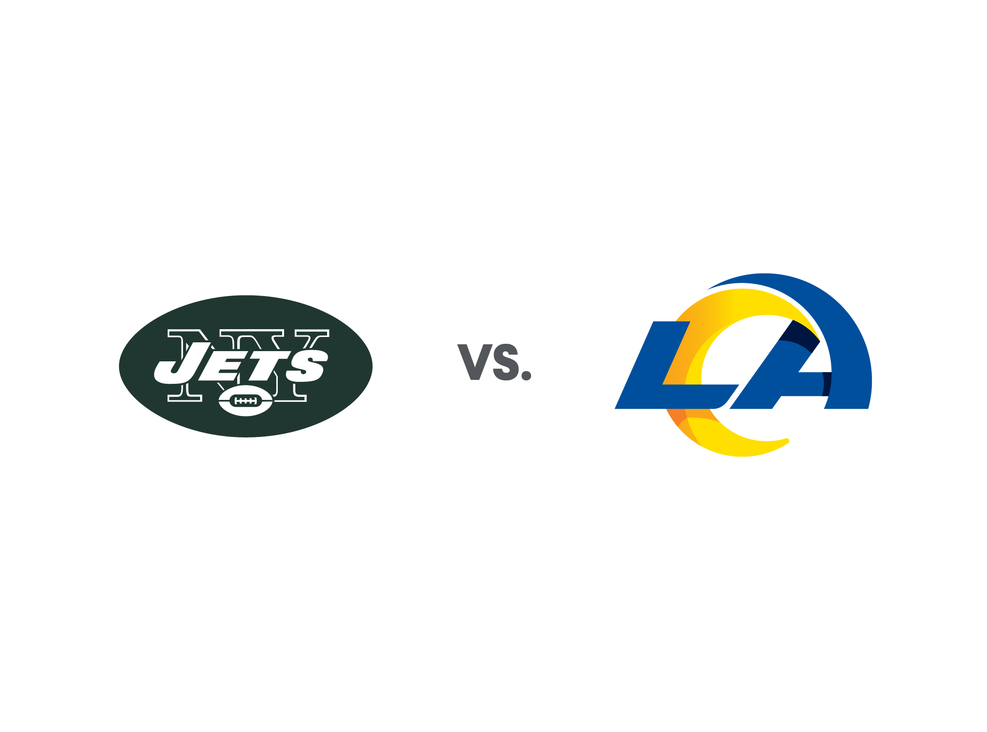 Rams vs Jets