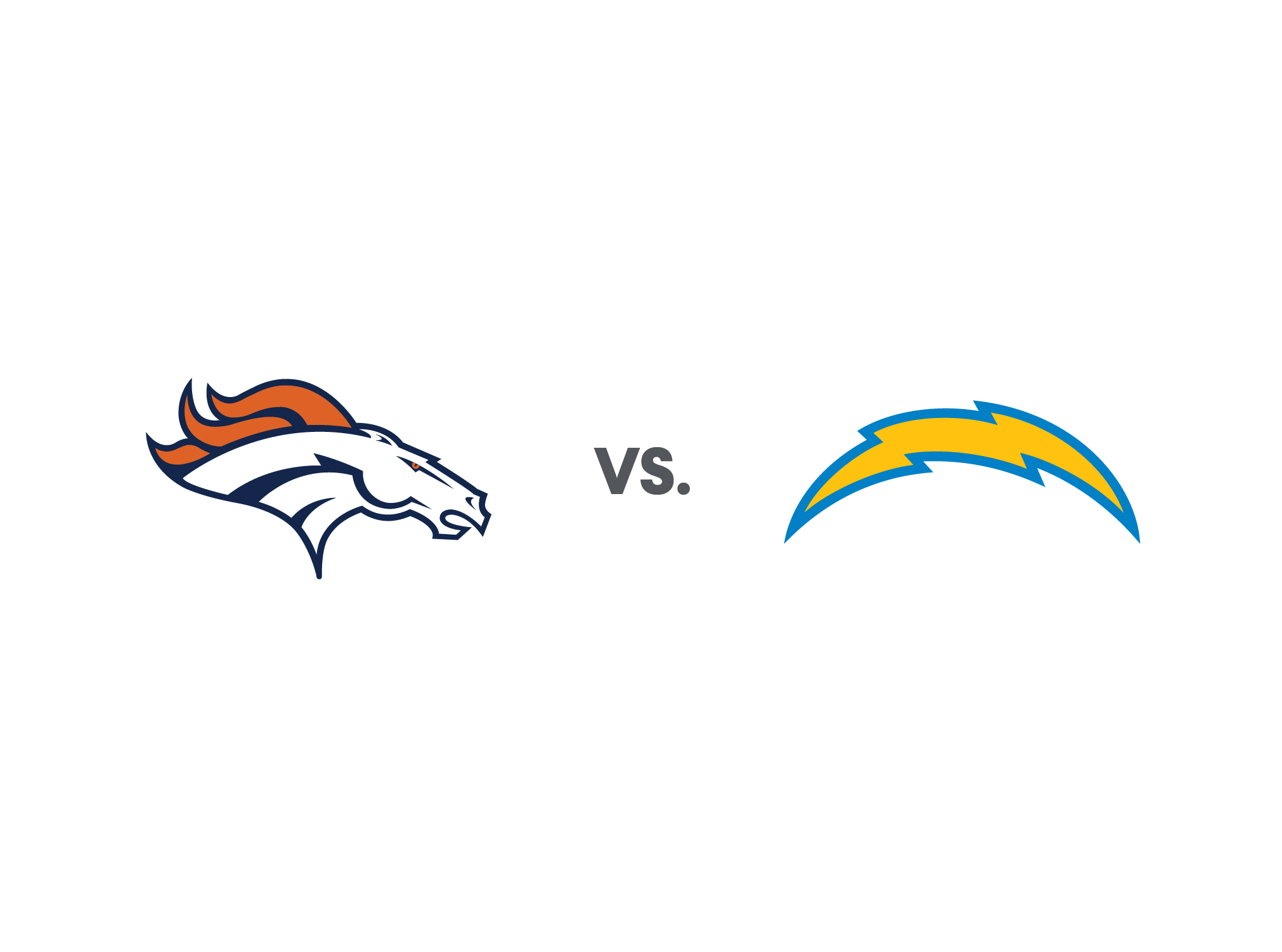 Chargers Vs Broncos