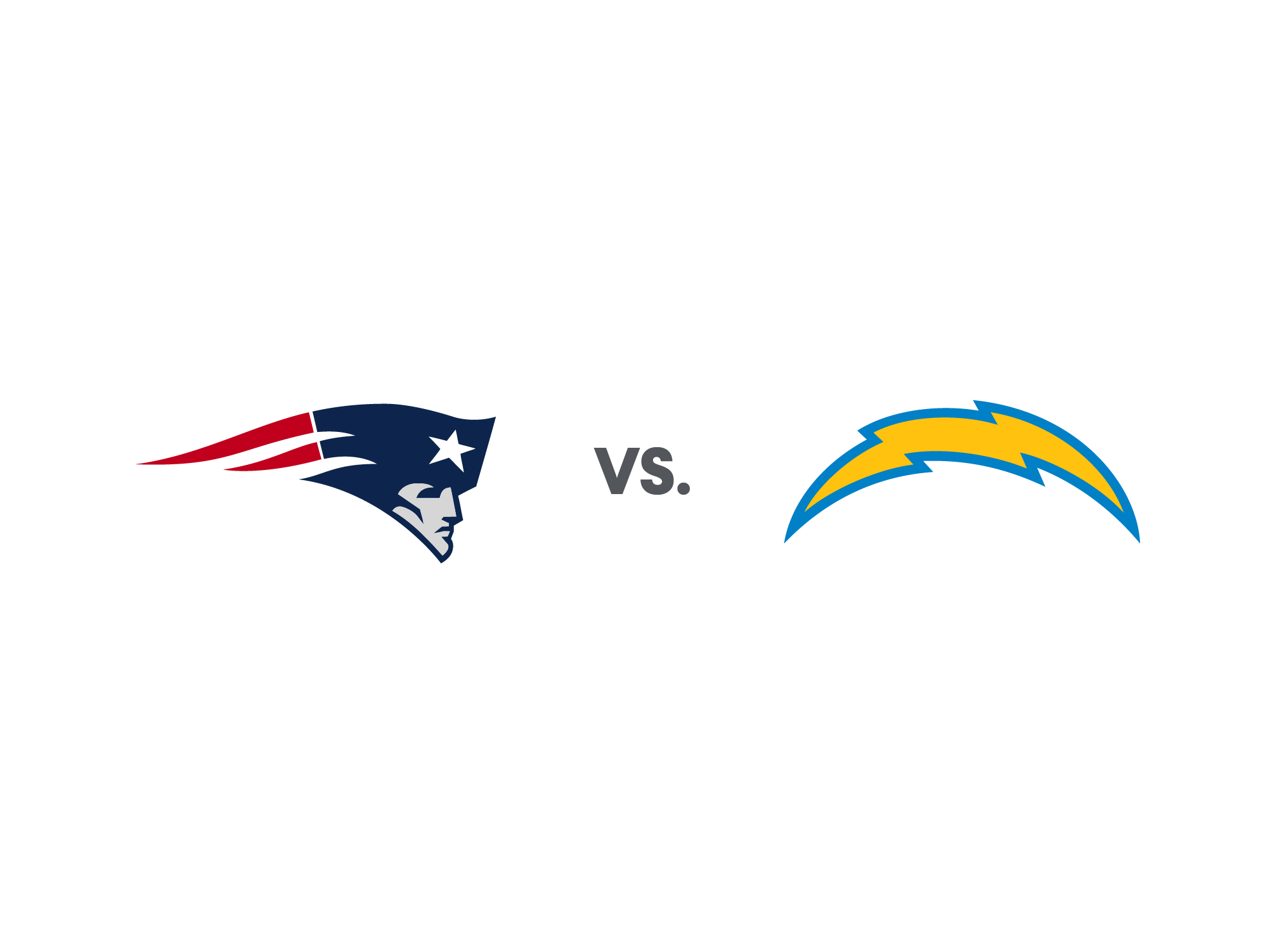 Chargers Vs Patriots