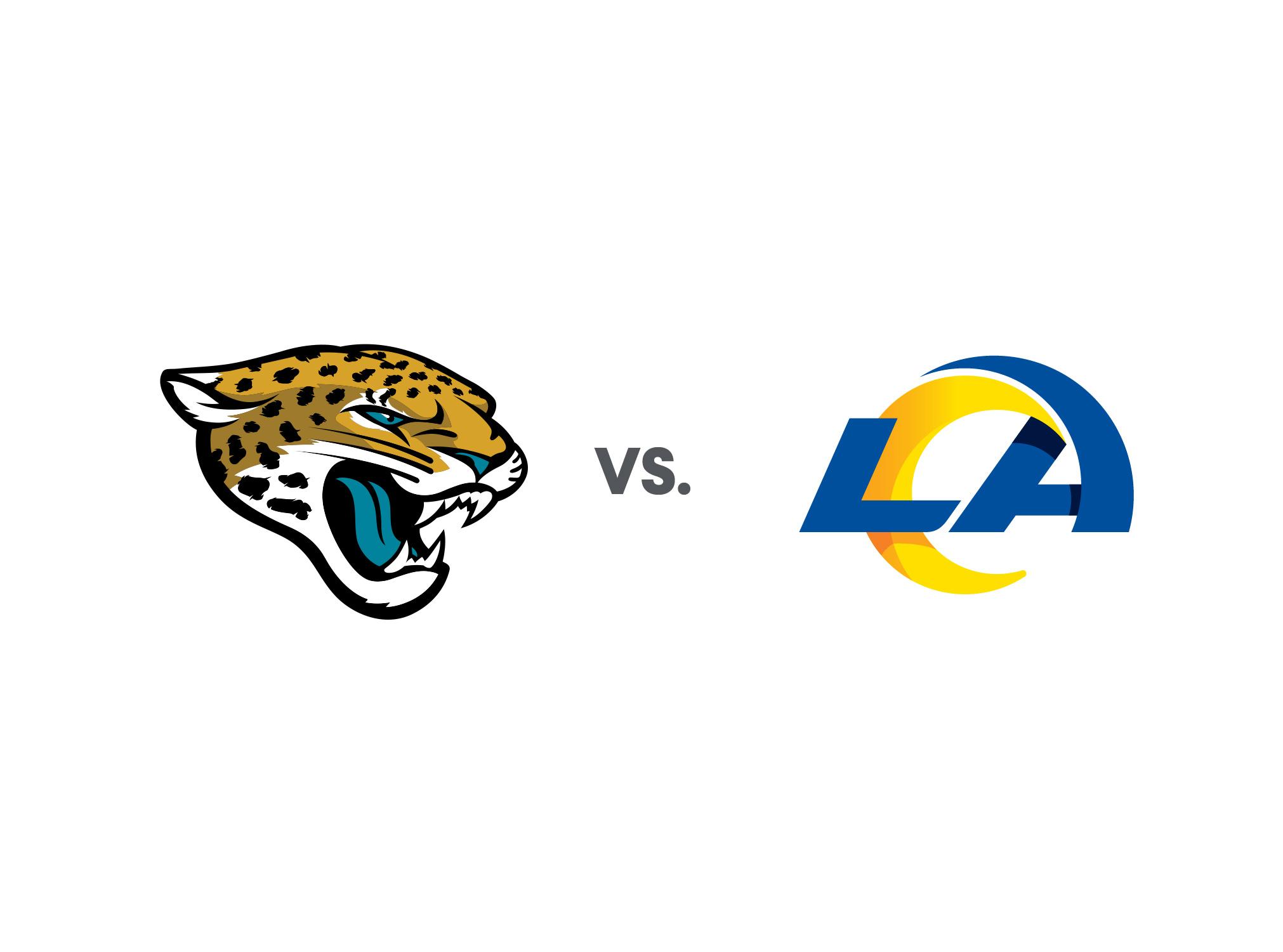 Rams Vs Jaguars